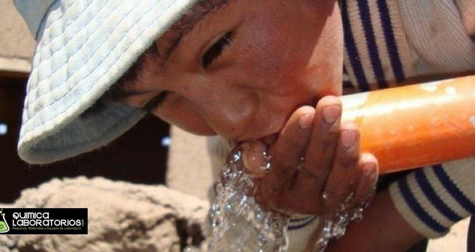 Cloro Libre en Agua Potable