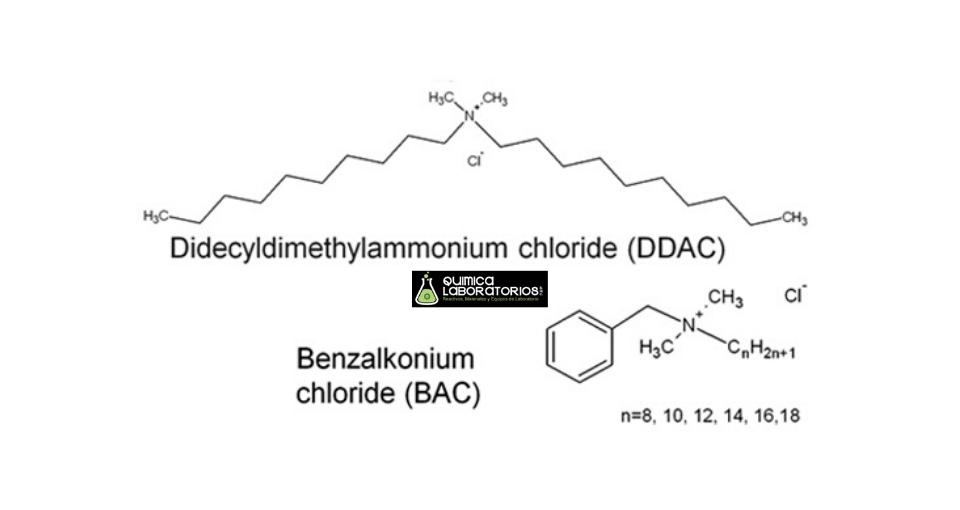 Residuos Amonio Cuaternario en Alimentos